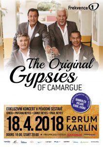 The Original Gypsies - Prague
